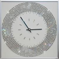 """Картина Swarovski """"Часы """"Ожерелье"""" (б)"""""""