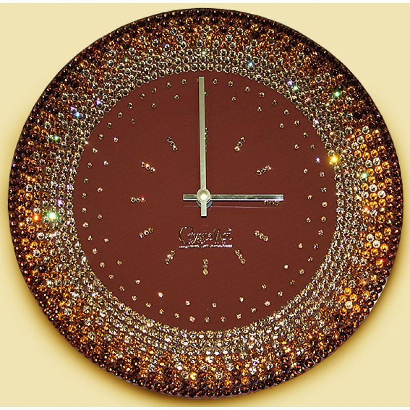 Как сделать часы с камнями 618
