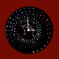 """Картина Swarovski """"Часы """"Созвездие весов"""""""""""
