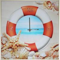 """Картина Swarovski """"Часы """"Время отдыхать"""""""""""