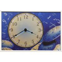 """Картина Swarovski """"Часы""""Пространство и время"""""""""""