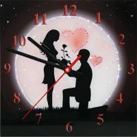 """Часы с кристаллами Swarovski """"Под луной"""""""