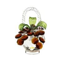Корзинка хрустальных гроздей