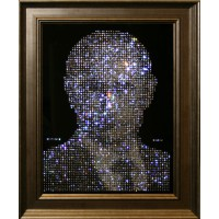 "Картина с кристаллами Swarovski ""Путин"""