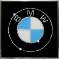 "Картина Swarovski ""BMW"""