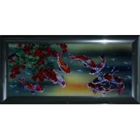 "Картина Swarovski ""Рыбы Тай"""