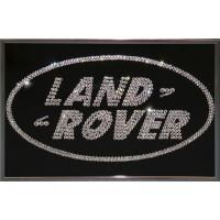 "Картина Swarovski ""Land Rover"""
