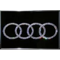 "Картина Swarovski ""Audi"""
