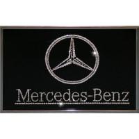 """Картина Swarovski """"Mercedes"""""""
