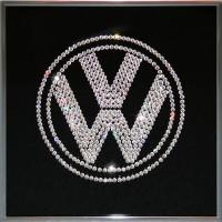 "Картина Swarovski ""Volkswagen"""