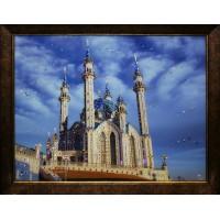 """Картина Swarovski """"Мечеть Кул-Шариф"""""""