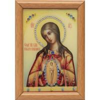 """Икона Божией Матери """"Помощница в родах"""""""