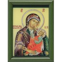 """Икона Божией Матери """"Утоли мои печали"""" малая"""