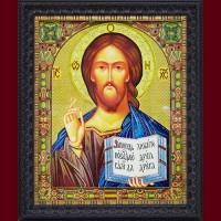 """Икона """"Христос Спаситель"""" большая"""