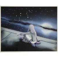 """Картина Swarovski """"Космическое будущее"""""""