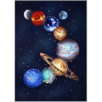 "Картина Swarovski ""Парад планет"""