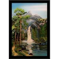 "Картина Swarovski ""Водопад чудес"""