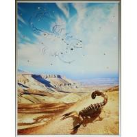 """Картина Сваровски """"Небесный скорпион"""""""