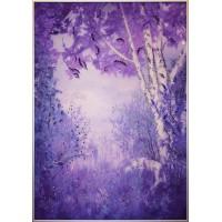 """Картина Swarovski """"Волшебный лес"""""""