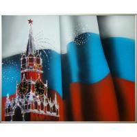 "Картина Swarovski ""Спасская Башня"""