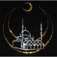 """Картина Swarovski """"Мечеть"""""""