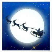 """Картина Swarovski """"Рождественская сказка"""""""